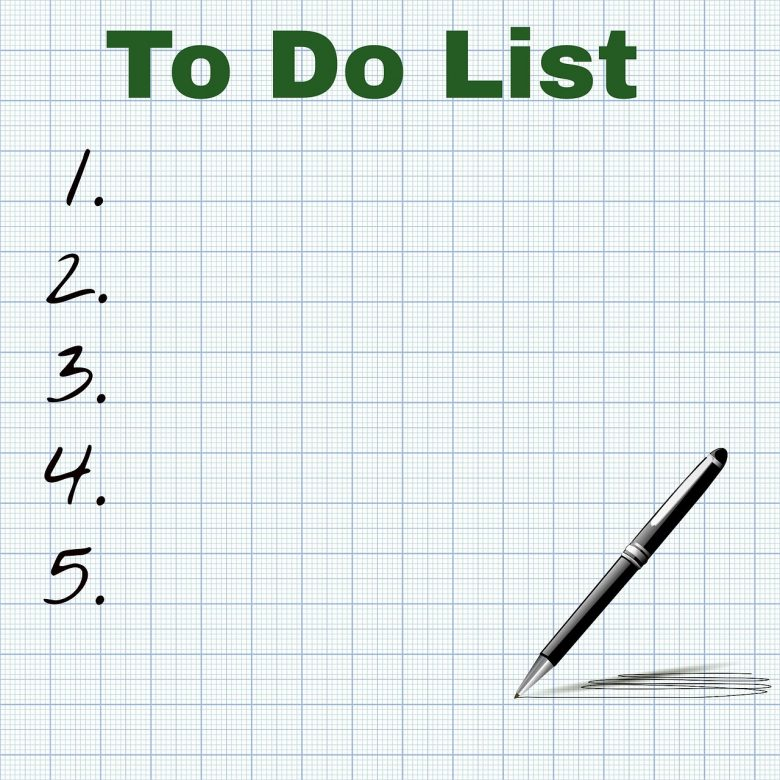 to-do lists